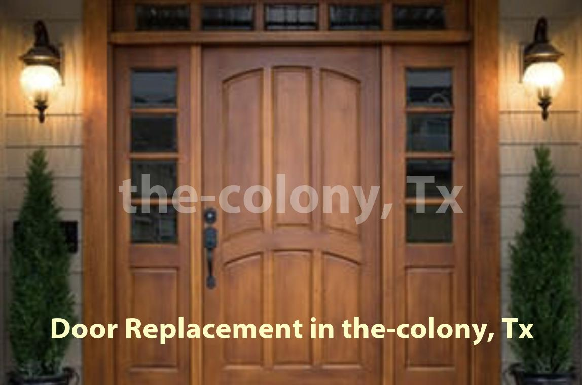 Door Replacement in The Colony, TX