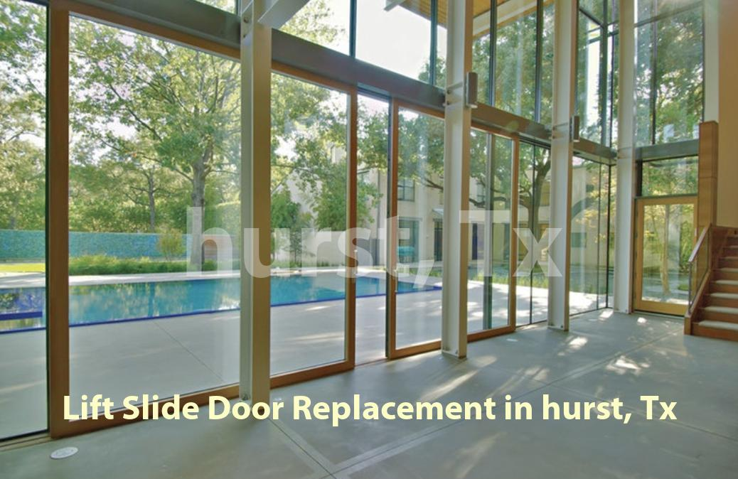 Lift Slide Door Replacement - Hurst