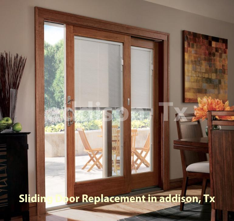 Sliding Door Replacement – Addison