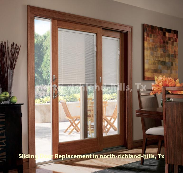 Sliding Door Replacement – North Richland Hills