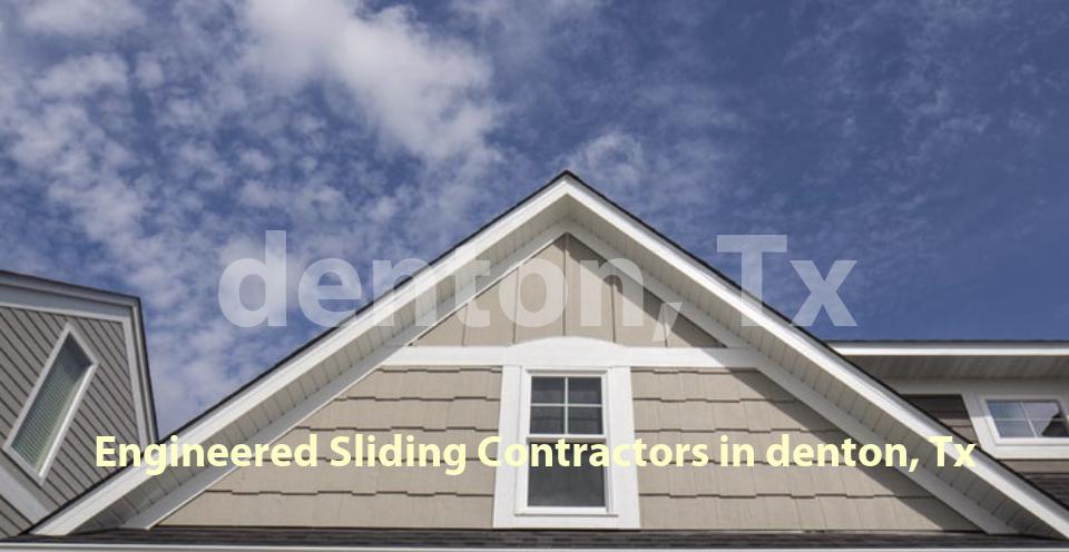 Engineered Sliding - Denton