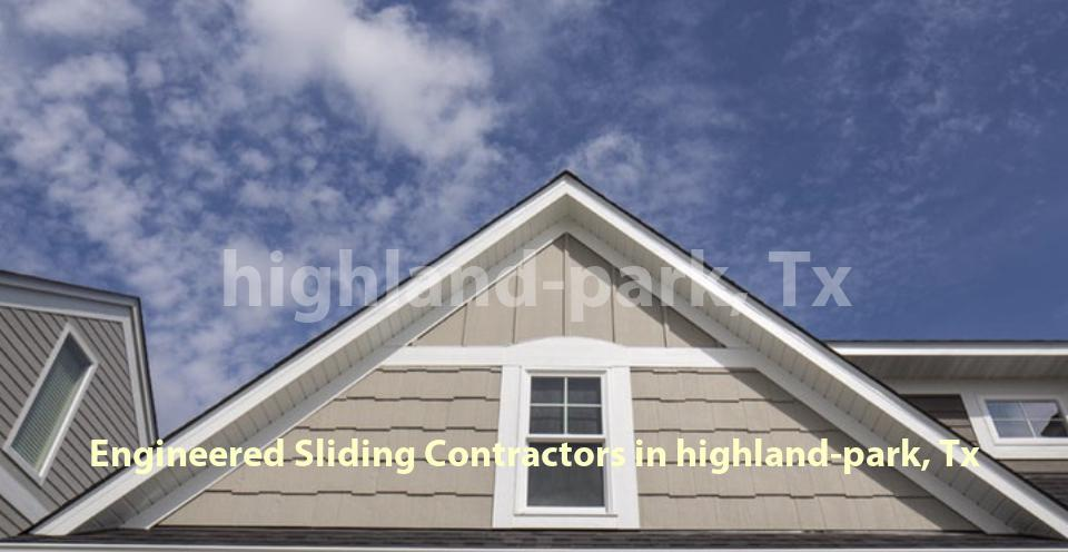 Engineered Sliding - Highland Park