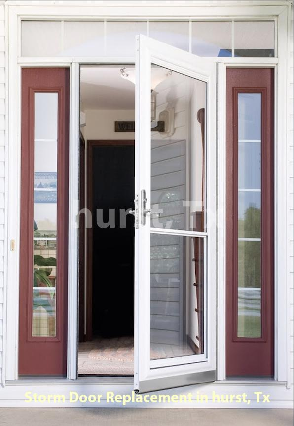 Storm Door Replacement - [%CITY%
