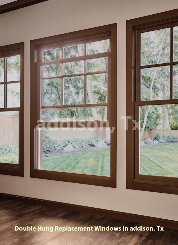 Double Hung Replacement Windows - Addison
