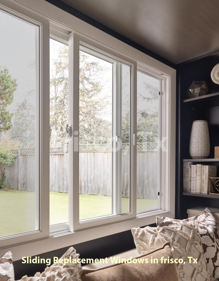 Sliding Replacement Windows - Frisco