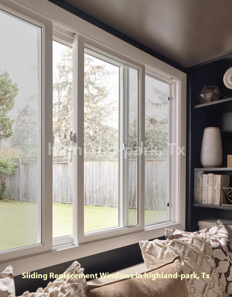 Sliding Replacement Windows - Highland Park